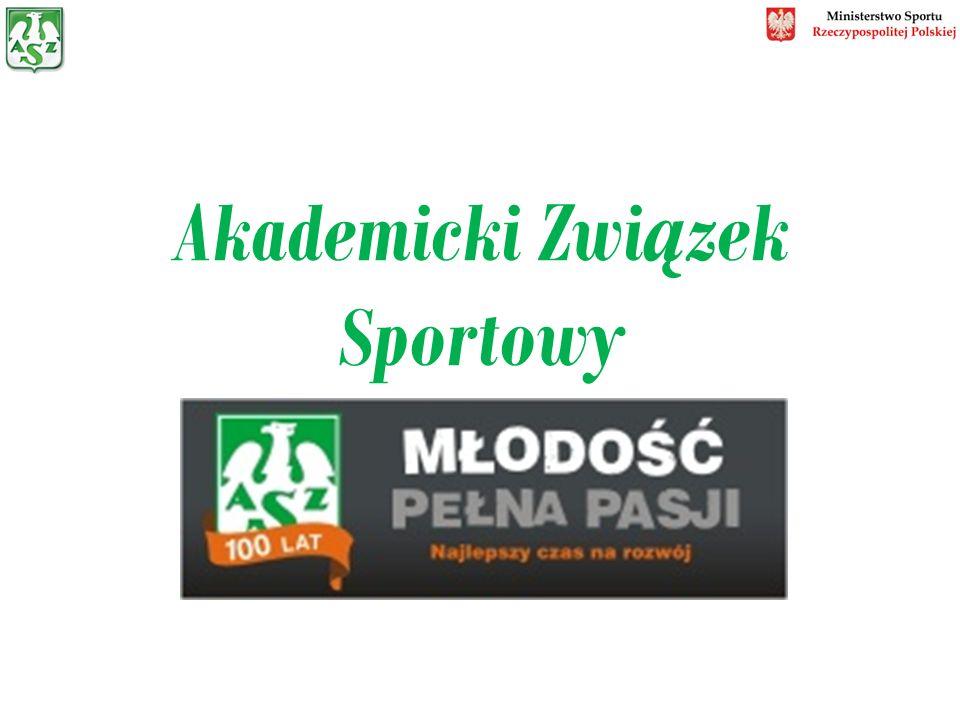 Akademicki Zwi ą zek Sportowy