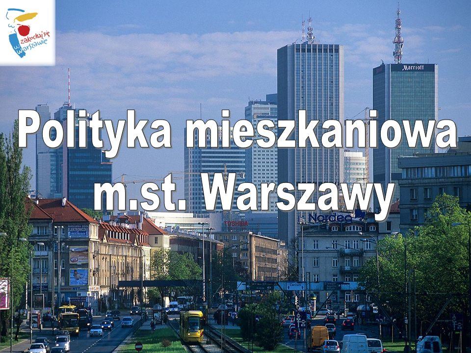 Warszawa, kwiecień 2010 r. Nakłady finansowe na inwestycje w ramach budownictwa komunalnego