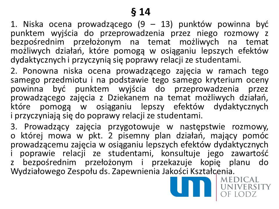§ 14 1.