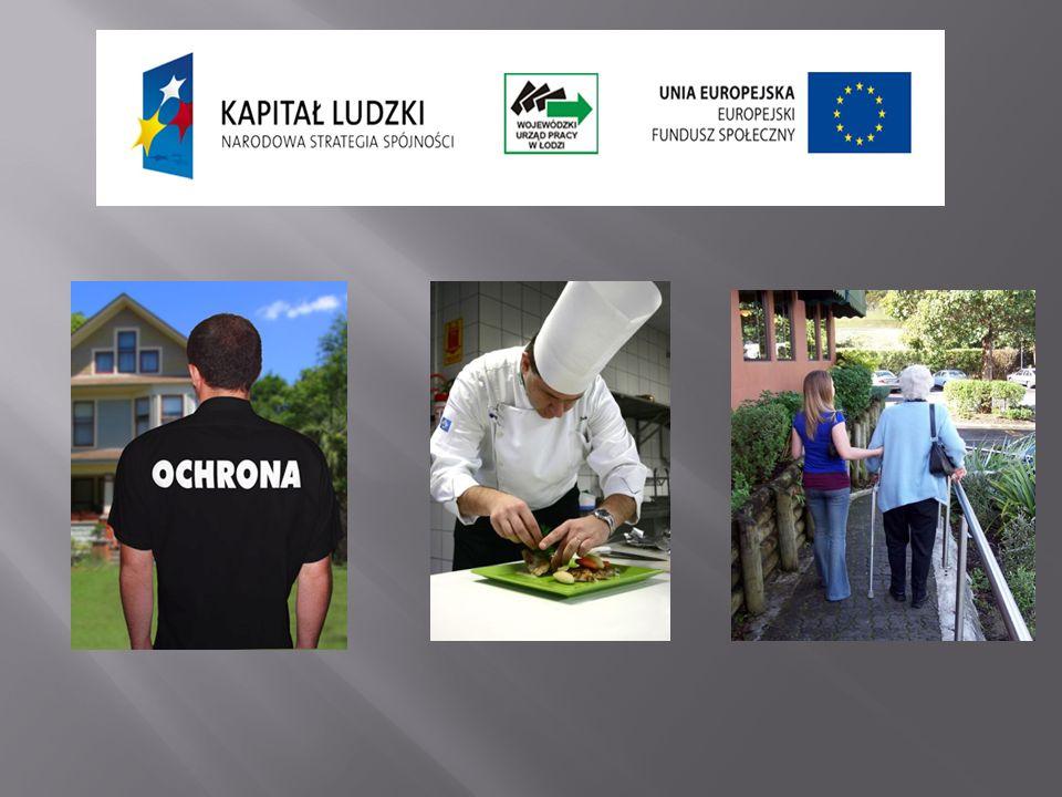 Projekt współfinansowany przez Unię Europejską ze środków Europejskiego Funduszu Społecznego w ramach Poddziałania 6.1.1.