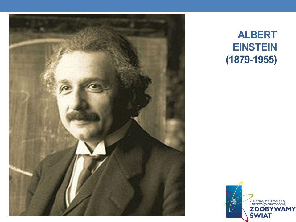 Poglądy Albert Einstein stworzył w 1905 roku szczególną teorię względności (STW). Zmieniła ona podstawy postrzegania czasu i przestrzeni opisane wcześ