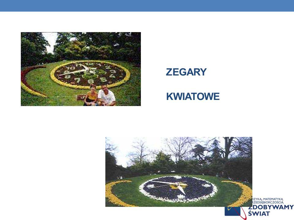 Ciekawostka Państwowe Muzeum im. Przypkowskich w Jędrzejowie –muzeum specjalizujące się głównie w prezentacji zegarów słonecznych i przyrządów astrono
