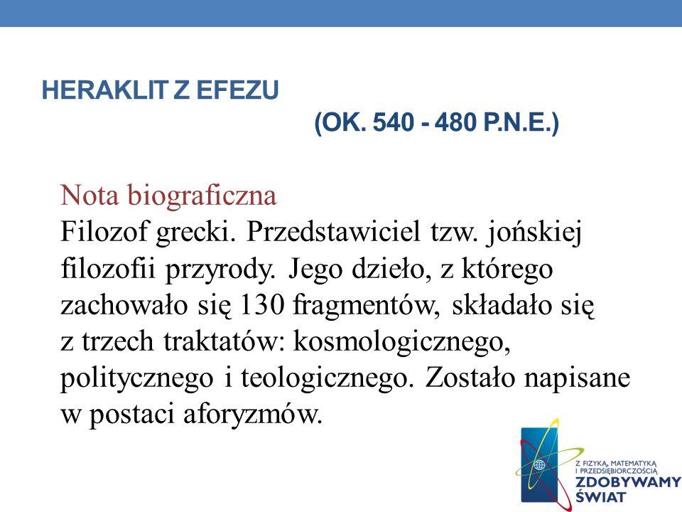 ZENON Z ELEI (OK. 490 - OK. 430 PNE