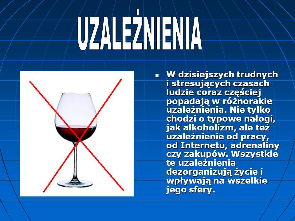 Alkoholizm, czyli uzależnienie od alkoholu, to choroba, która nieleczona skraca życie o kilka-kilkanaście lat i odbiera zdrowie.