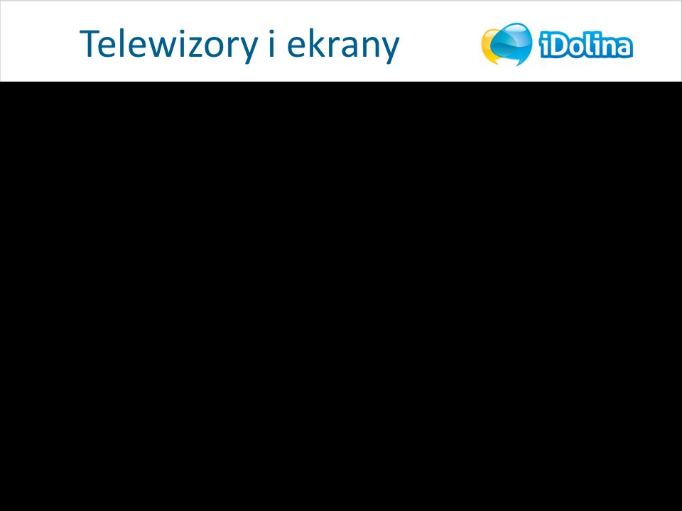 Telewizory i ekrany