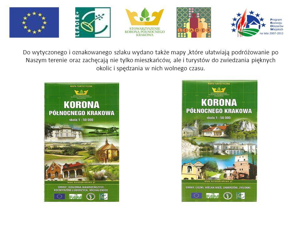 Kluczowym przedsięwzięciem projektu Korona Północnego Krakowa - razem w przyszłość było stworzenie rozbudowanej informatycznej platformy internetowej, na której zgromadzono i przedstawiono szereg informacji, w tym danych przestrzennych, dotyczących obszaru działania Stowarzyszenia Korona Północnego Krakowa.