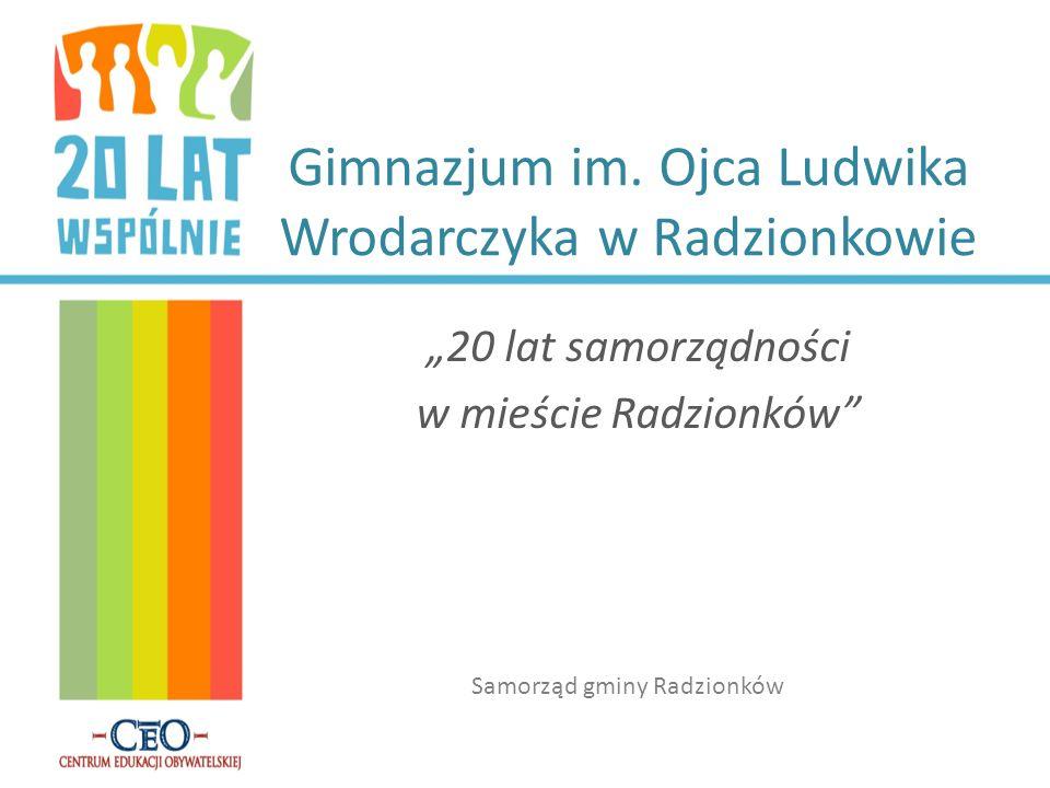 Źródła: wywiady z mieszkańcami Radzionkowa prywatne zbiory fotograficzne Marty Kurzok www.images.google.pl www.pl.wikipedia.org www.radzionkow.pl www.bip.radzionkow.pl
