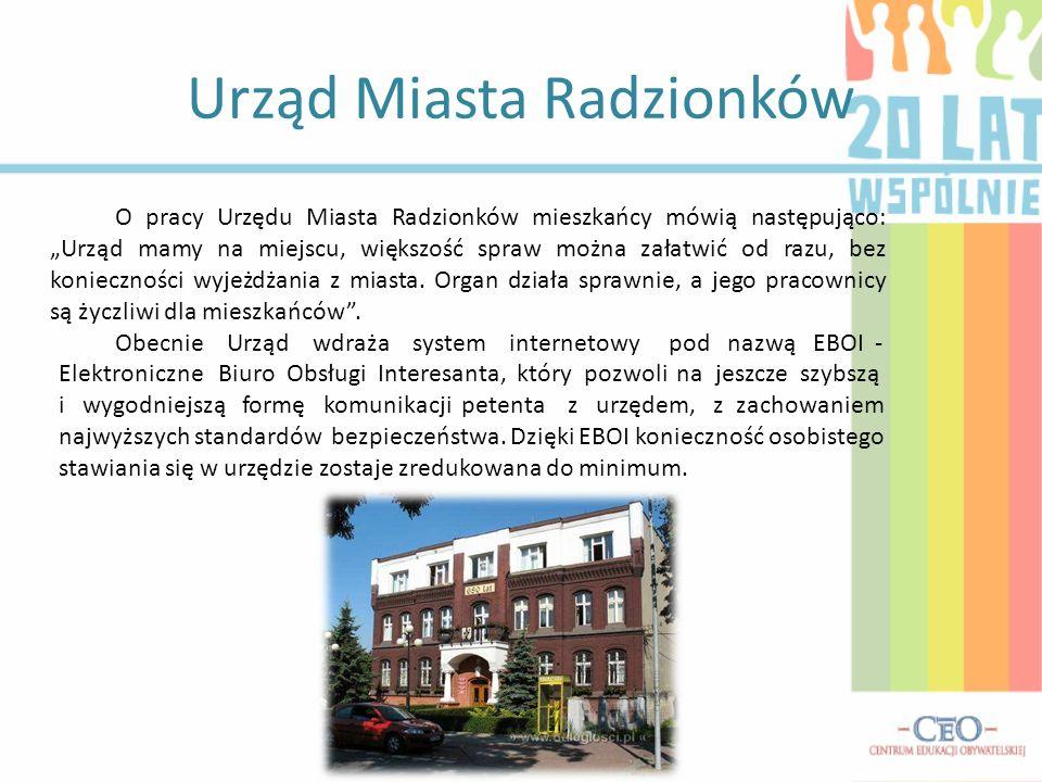 Estetyka miasta Plac Letochów pełni w Radzionkowie rolę głównego placu miasta.