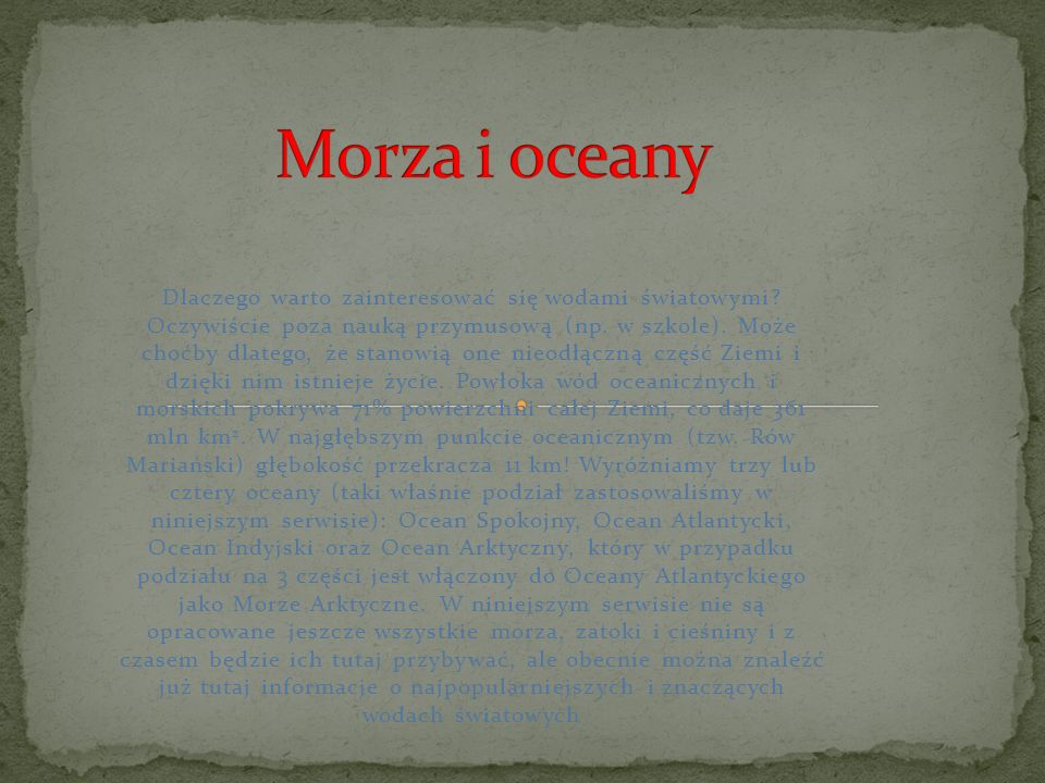 MorzeOcean