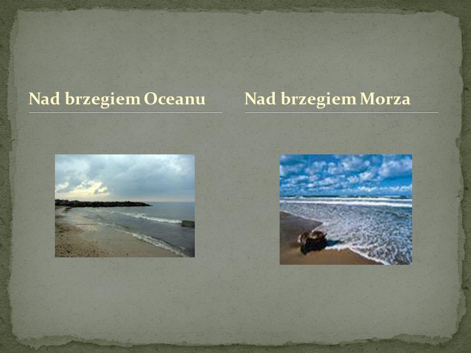 Nad brzegiem OceanuNad brzegiem Morza