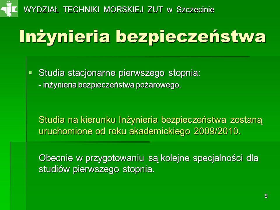 20 Promocja Wydziału Coroczne Warsztaty Naukowe dla uczniów szkół średnich.