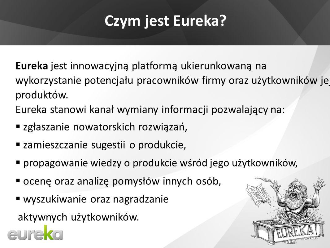 Czym jest Eureka.