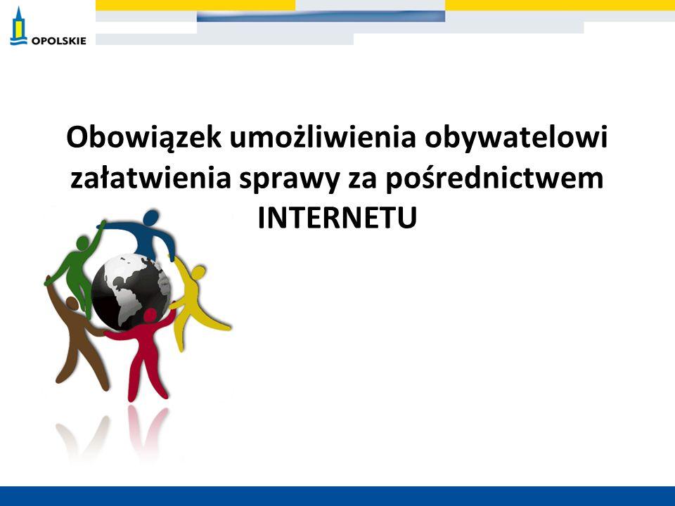 Ogólne unormowania z zakresu informatyzacji Ustawa o informatyzacji działalności podmiotów realizujących zadania publiczne z dnia 17 lutego 2005 r.