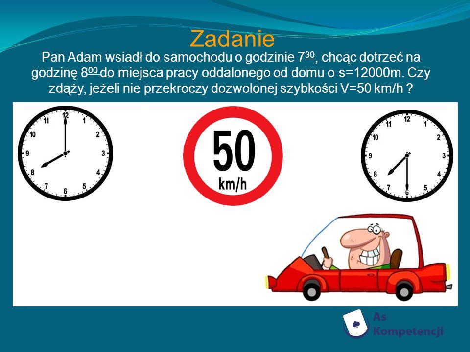 Obliczam prędkość chwilową: Wniosek: Prędkość jest w przybliżeniu stała i wynosi 0,2 m/s. Zatem jest to ruch jednostajnie prostoliniowy.