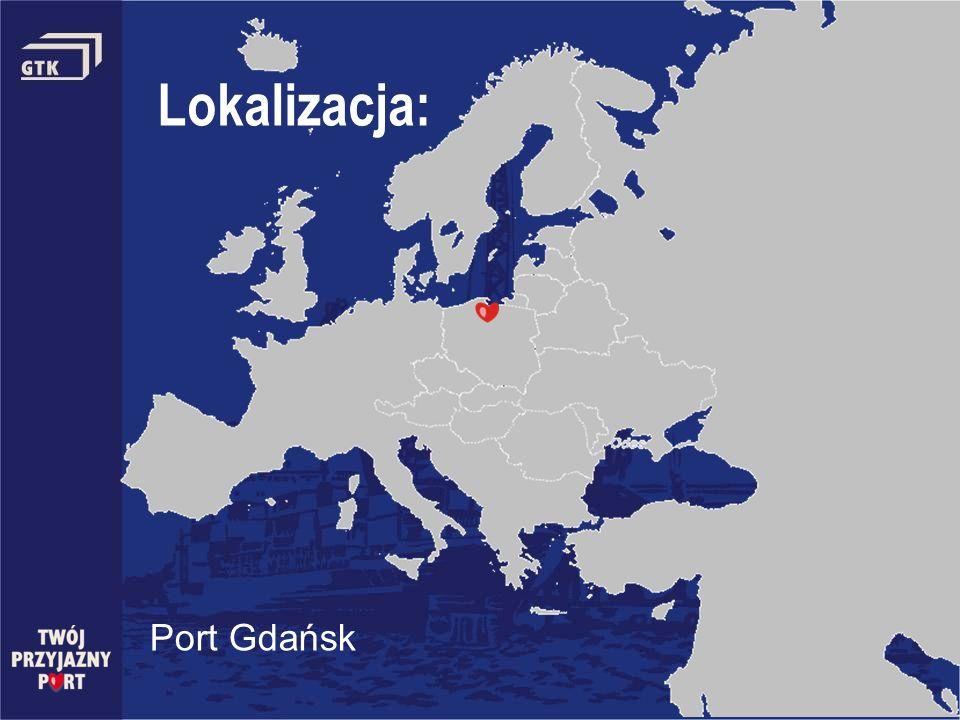 Lokalizacja: Port Gdańsk