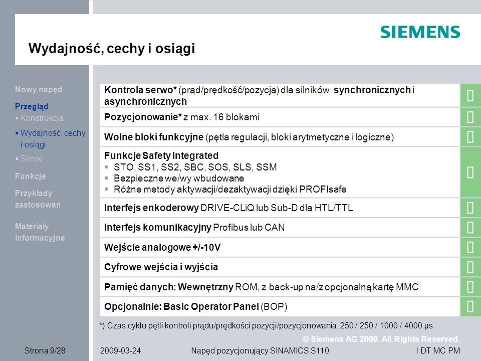 © Siemens AG 2009.All Rights Reserved.