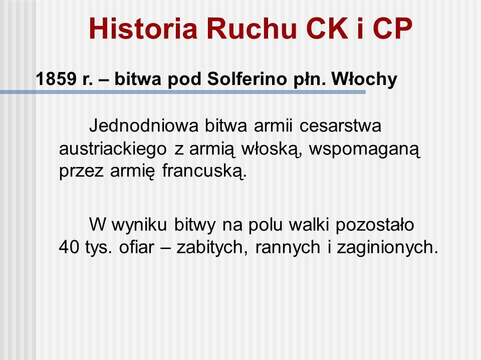 Międzynarodowy Ruch Czerwonego Krzyża i Czerwonego Półksiężyca Jerzy Kiełb