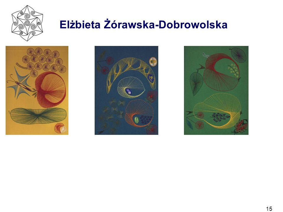 15 Elżbieta Żórawska-Dobrowolska