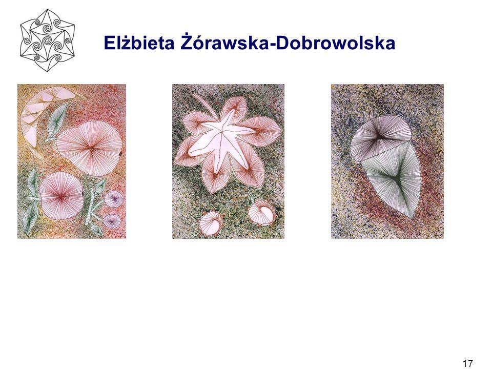 17 Elżbieta Żórawska-Dobrowolska