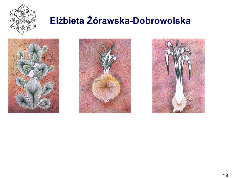 18 Elżbieta Żórawska-Dobrowolska