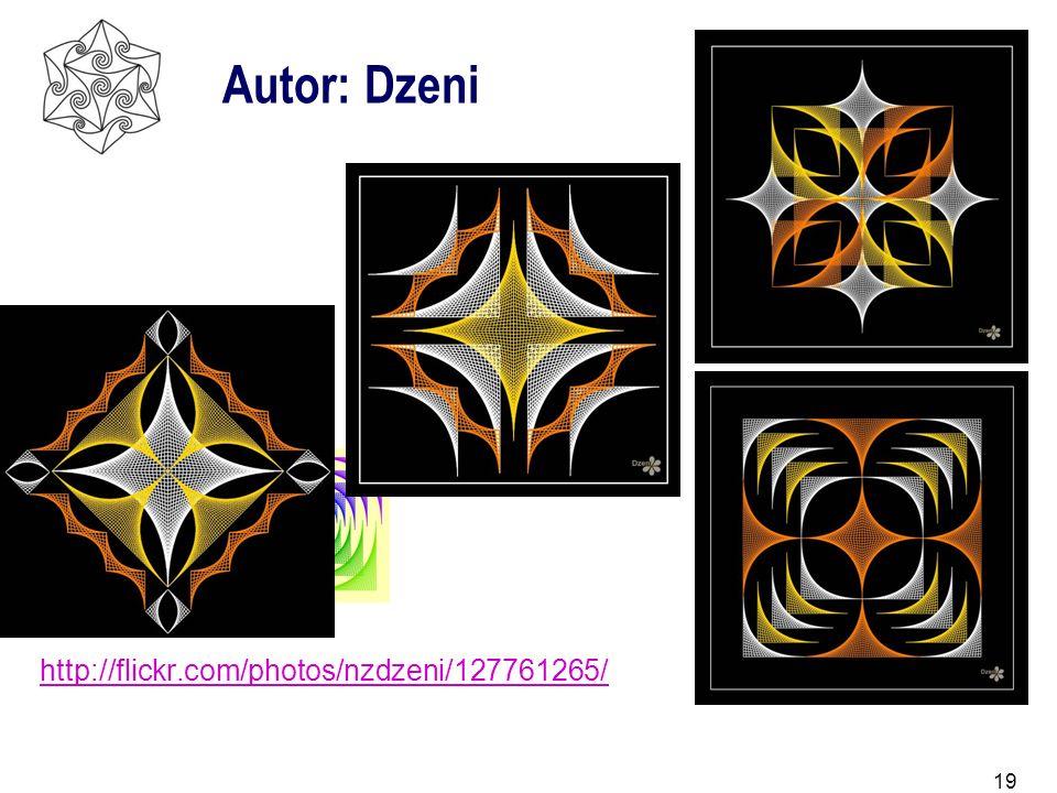 19 Autor: Dzeni http://flickr.com/photos/nzdzeni/127761265/