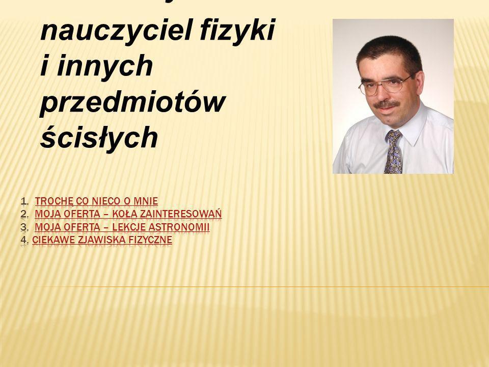 Jestem absolwentem Uniwersytetu Łódzkiego w Łodzi, gdzie studiowałem na kierunku fizyka.