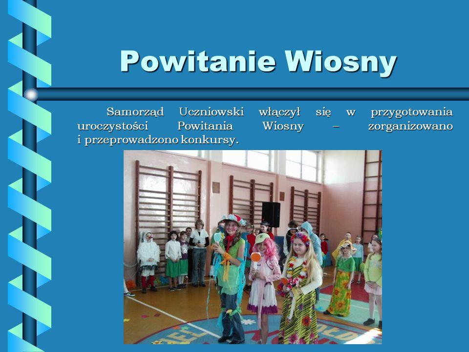 Poczta Walentynkowa Jak co roku członkowie Samorządu Uczniowskiego we współpracy z wychowawcami świetlicy szkolnej zorganizowali szkolną pocztę walentynkową.