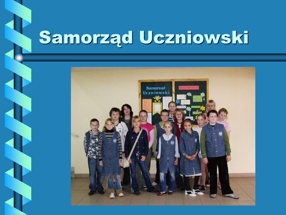 Wybory do Samorządu Uczniowskiego W dniu 24.09. 2007r odbyły się wybory nowych członków SU oraz opiekunów. Wzięło w nich udział 181 uczniów z klas IV-