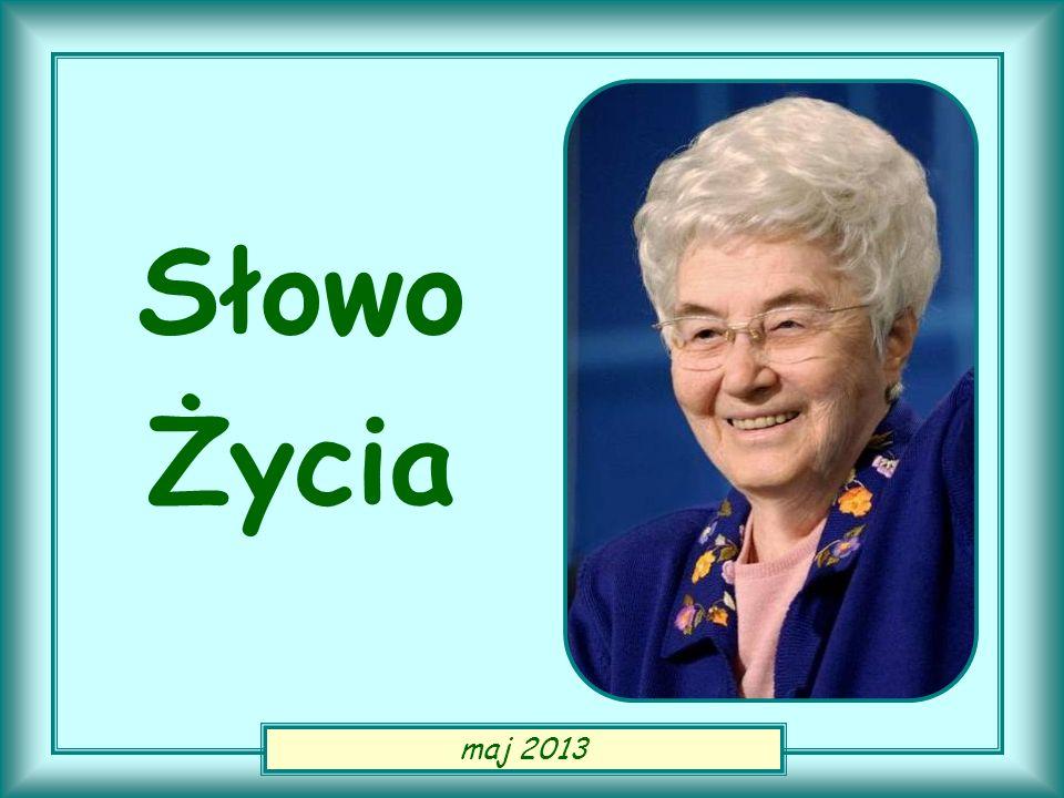 maj 2013 Słowo Życia