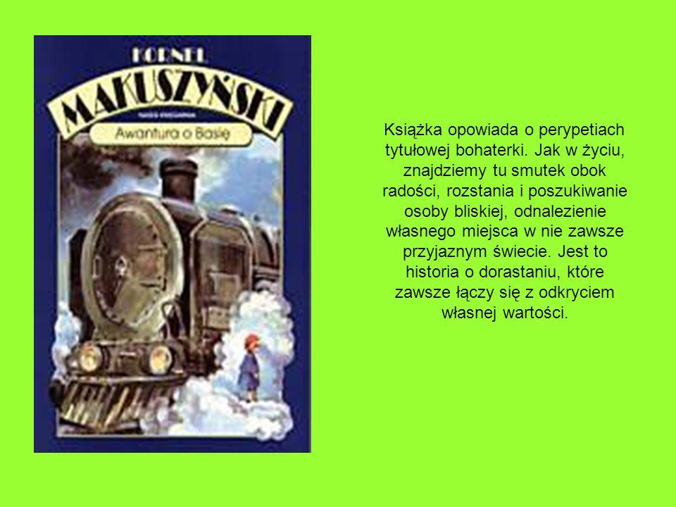 Książka opowiada o perypetiach tytułowej bohaterki.