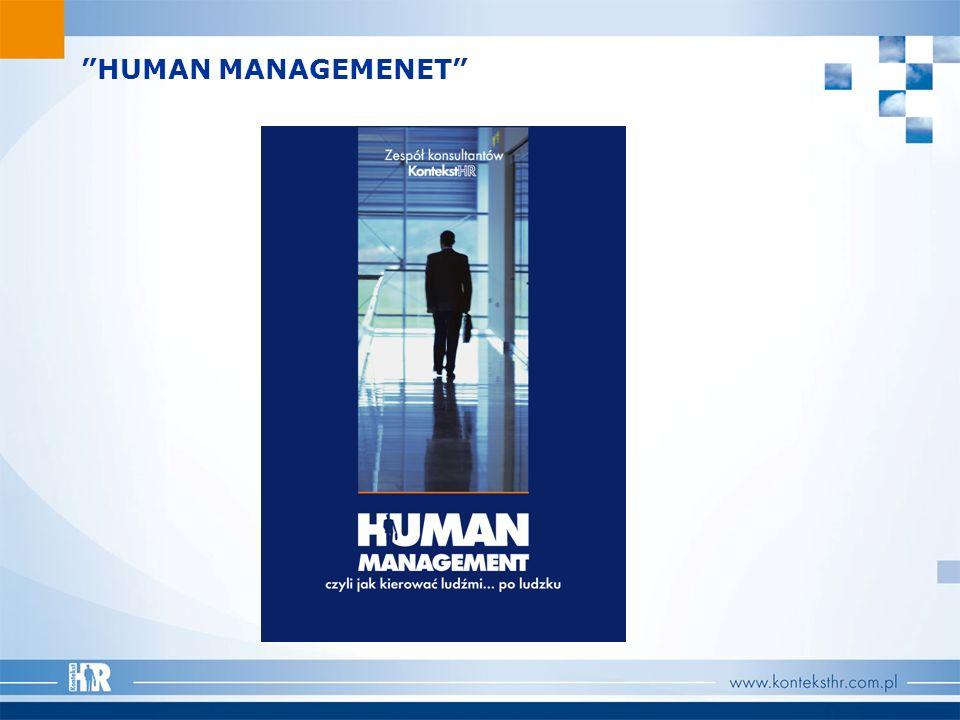 HUMAN MANAGEMENET