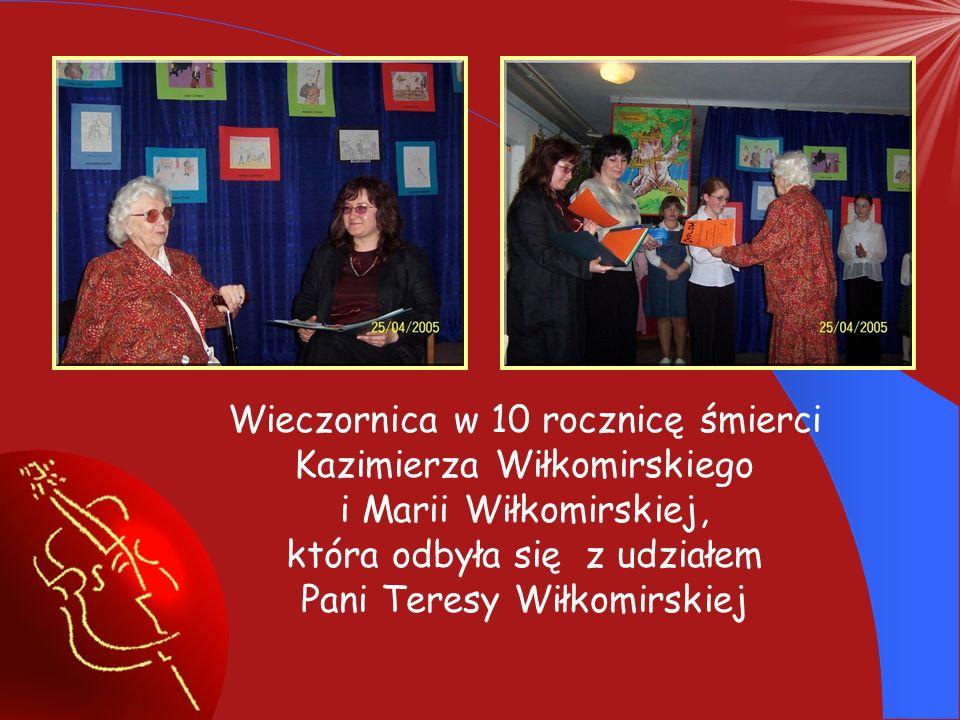 W 2003 r szkoła obchodziła XXX-lecie istnienia. Uroczystości jubileuszowe zostały połączone z nadaniem szkole imienia znanej na całym świecie Rodziny
