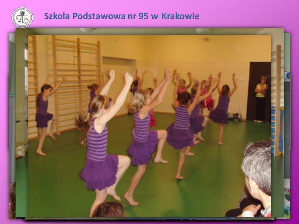 Szkoła Podstawowa nr 95 w Krakowie Parter
