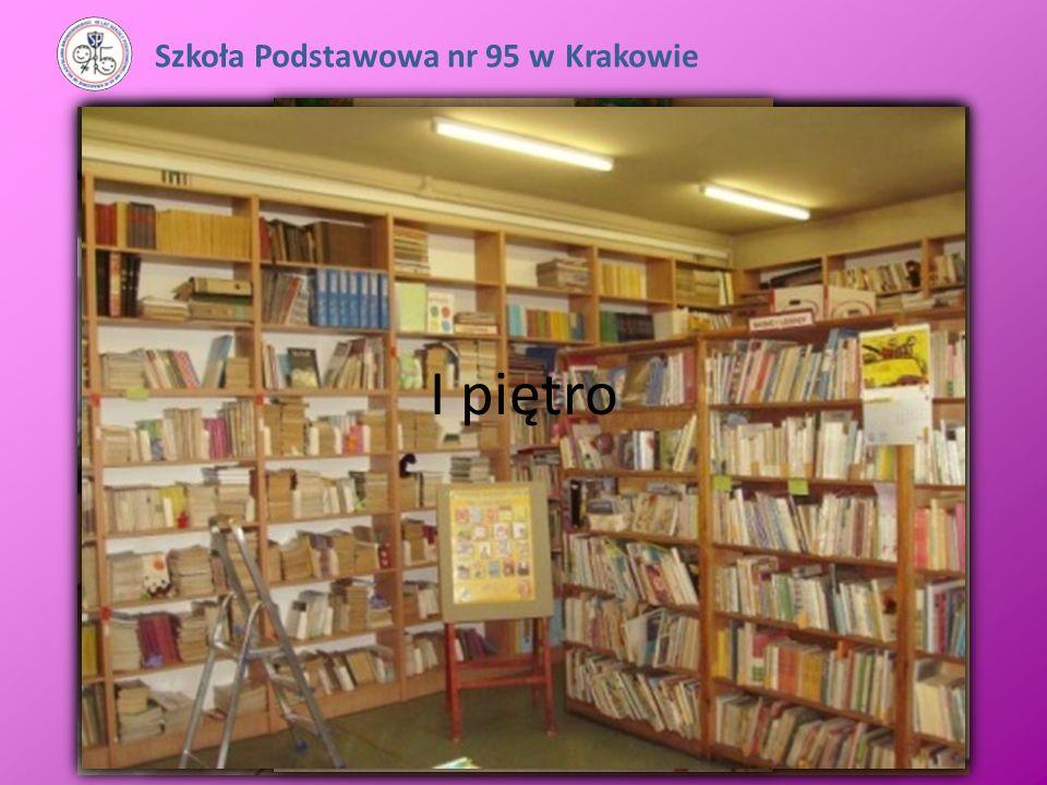 Szkoła Podstawowa nr 95 w Krakowie I piętro