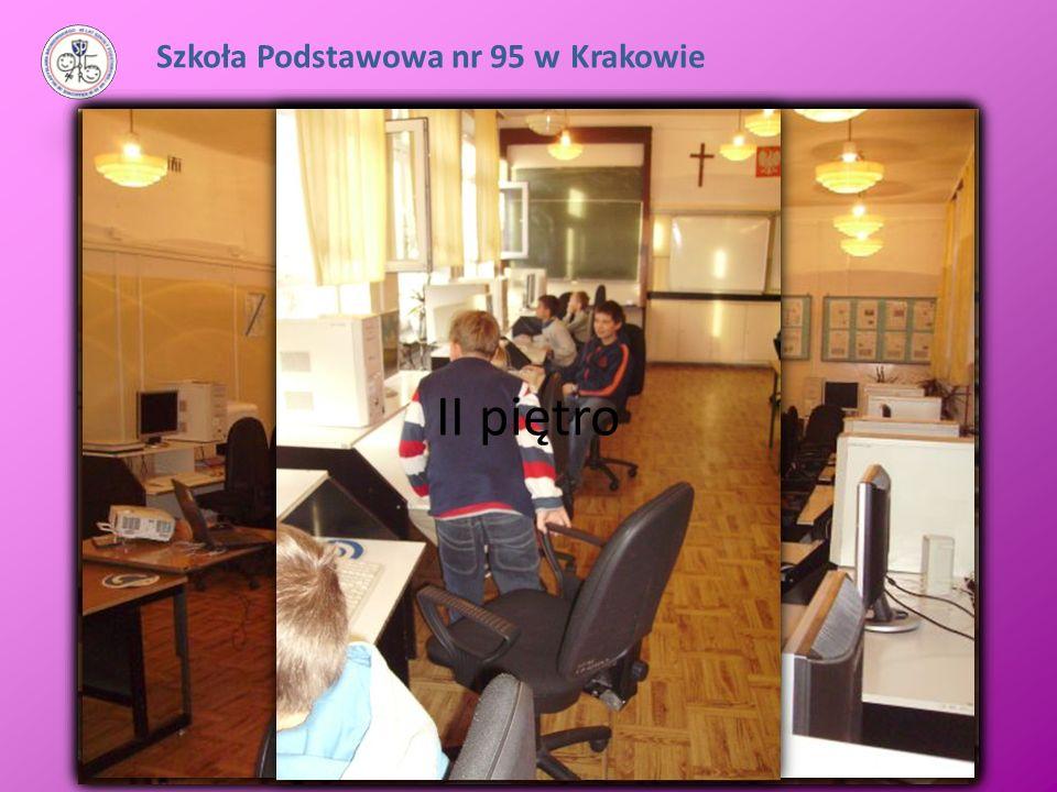 Szkoła Podstawowa nr 95 w Krakowie II piętro