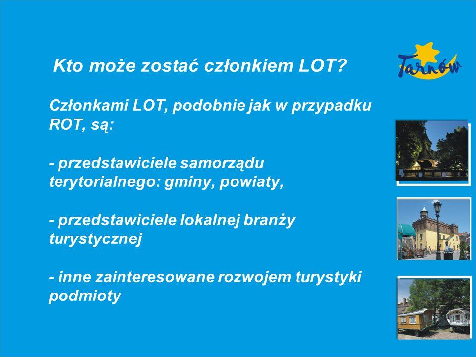Kto może zostać członkiem LOT.