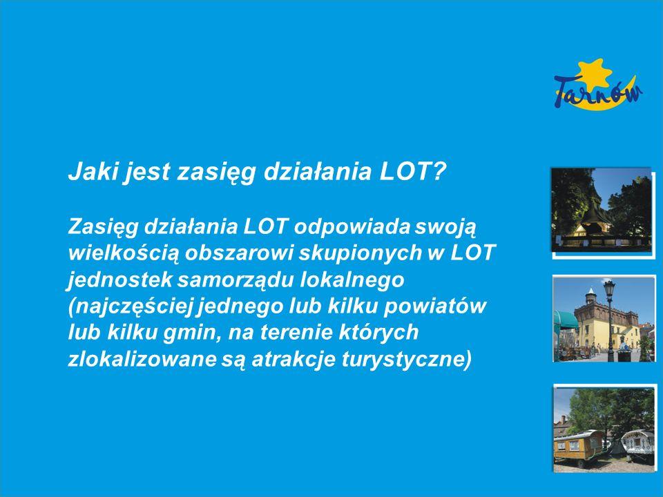 Regionalne i Lokalne Organizacje Turystyczne są autonomicznymi organizacjami działającymi w sferze promocji i rozwoju turystyki.