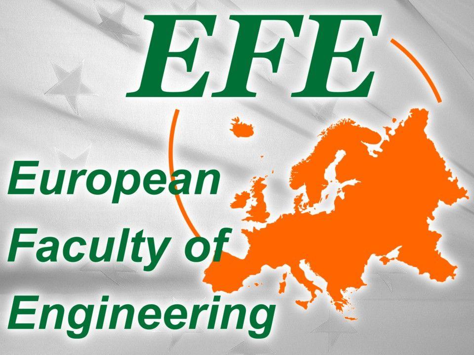 European Faculty of Engineering jest odpowiedzią na wymogi zmieniającego się rynku pracy w Unii Europejskiej.