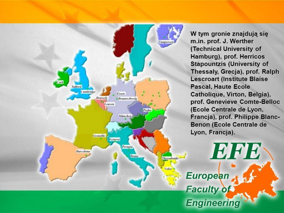 Staramy się, aby program i charakter kształcenia w EFE był jak najkorzystniejszy dla studentów i spełniał ich oczekiwania.