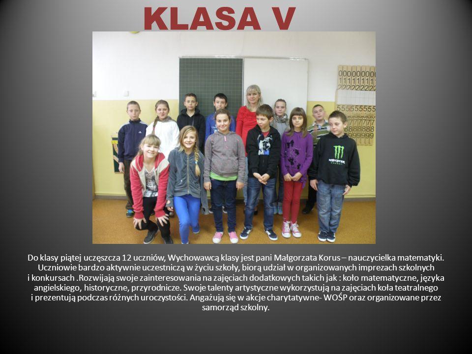 Klasa jak każda inna-tak można określić naszą wspaniałą gromadkę, czyli klasę IV. Składa się ona z 22 uczniów, a konkretnie z 11 dziewcząt i 11 chłopc