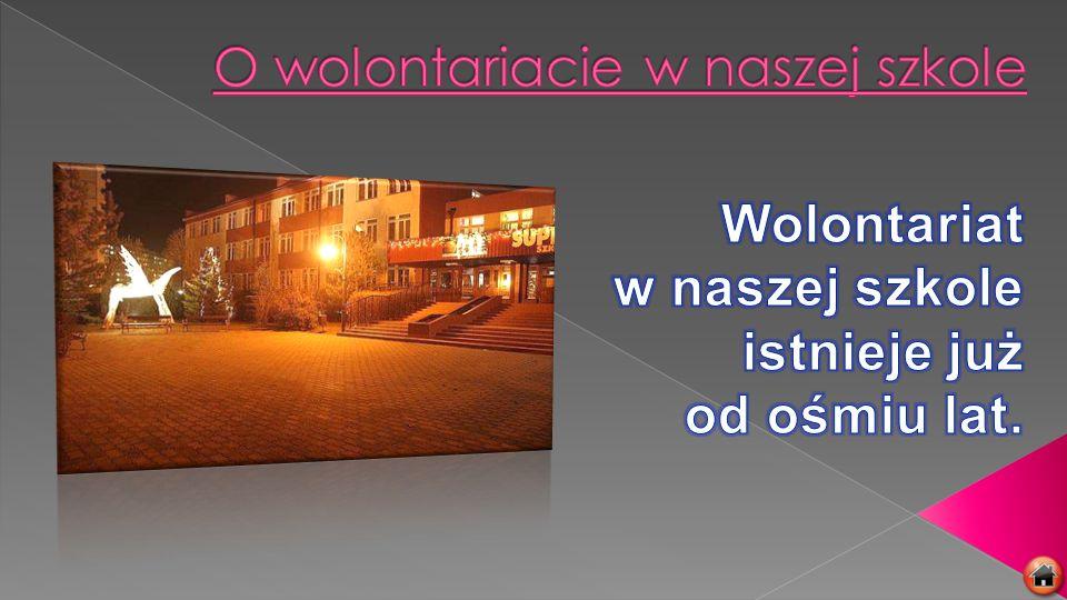 Włączamy się w organizację Miejskiego i Ogólnopolskiego Finału Ośmiu Wspaniałych .