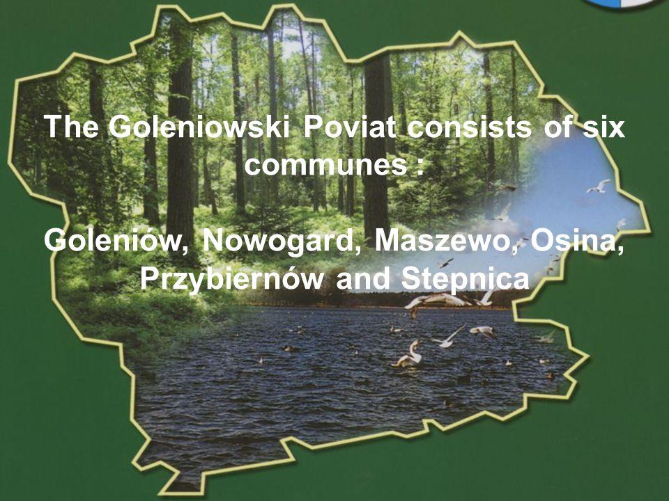 THE GOLENIOWSKI POVIAT