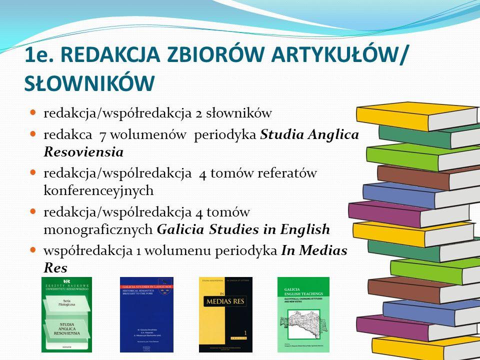 WYBRANE POZYCJE BIBLIOGRAFICZNE Kleparski, G.A.2004.