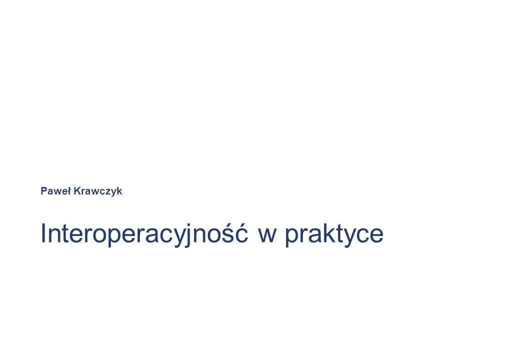 Studium przypadku GIODO (kwiecień 2009) – Elektroniczna Skrzynka Podawcza Wymagania: Windows, Internet Explorer, uprawnienia administratora Elementarne problemy z obsługą typów plików Błędy w weryfikacji ścieżki certyfikacji w podpisie UM Kraków (luty 2008) – Elektroniczna Skrzynka Podawcza Wymagania: Windows, Internet Explorer, uprawnienia administratora Dokumenty przyjmuje w jednym formacie, zwraca w drugim, UPO w trzecim Formaty podpisanych dokumentów w Polsce 2005 – 4 formaty, 2 częściowo kompatybilne 2008 – 14 formatów, 2 częściowo kompatybilne