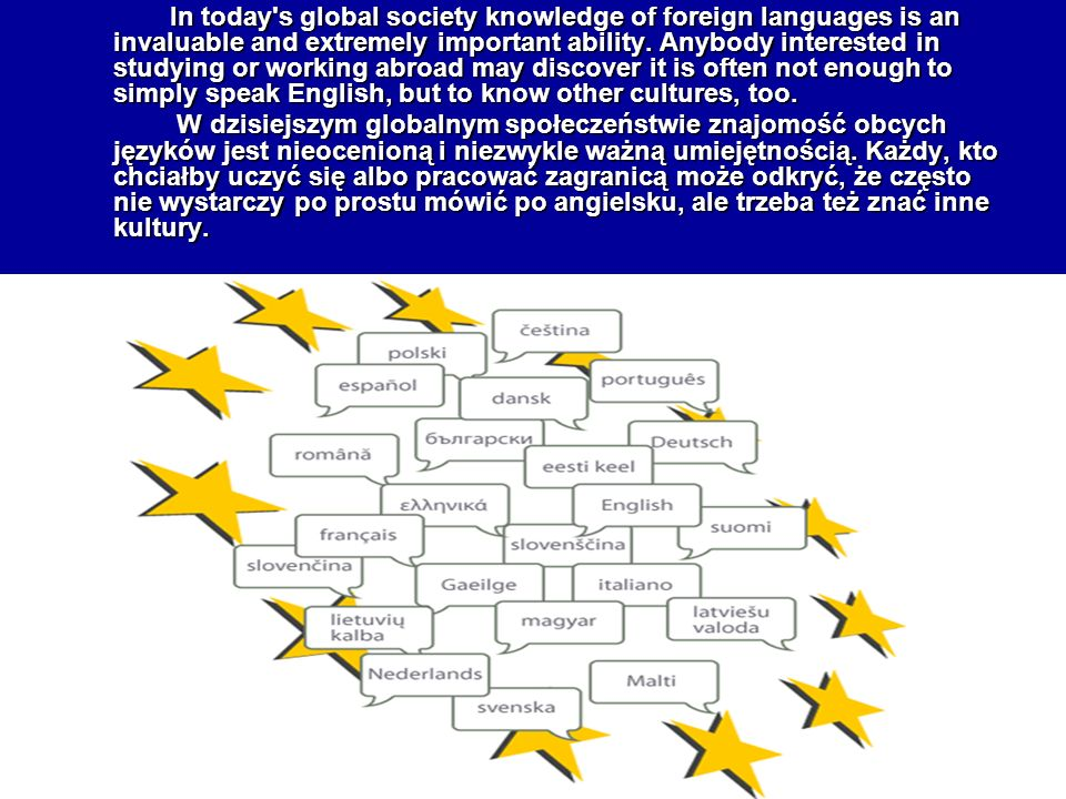 The European Union has 27 Member States and 23 official languages (i.e.