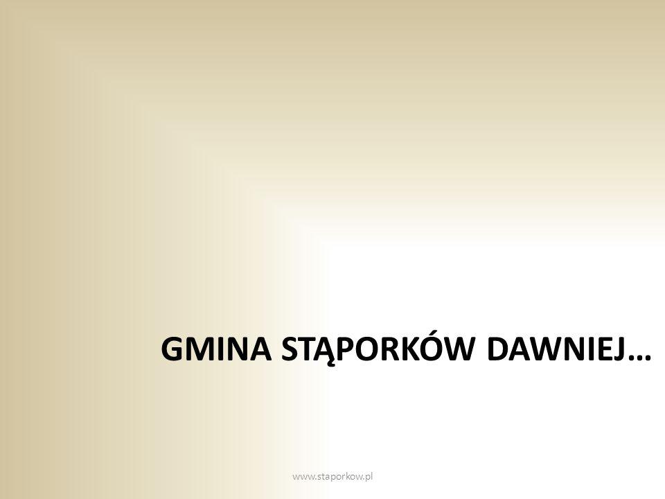 Rezerwat Gagaty Sołtykowskie www.staporkow.pl