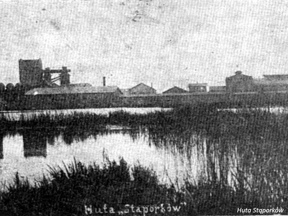 Huta Stąporków www.staporkow.pl