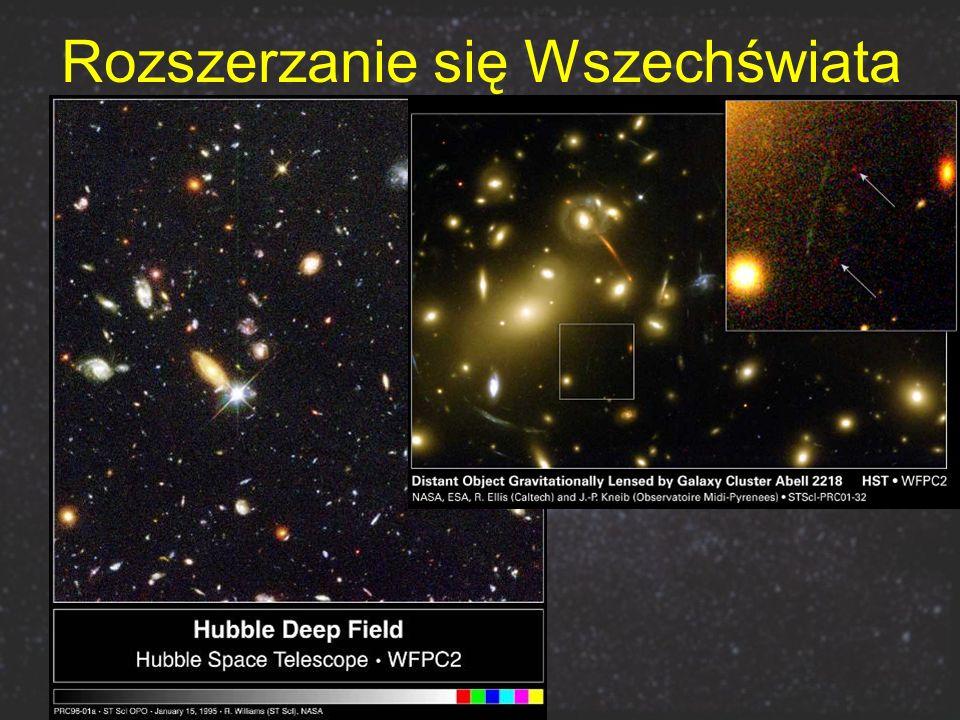 Rozszerzanie się Wszechświata