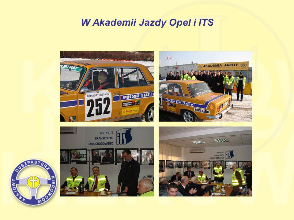 W Akademii Jazdy Opel i ITS