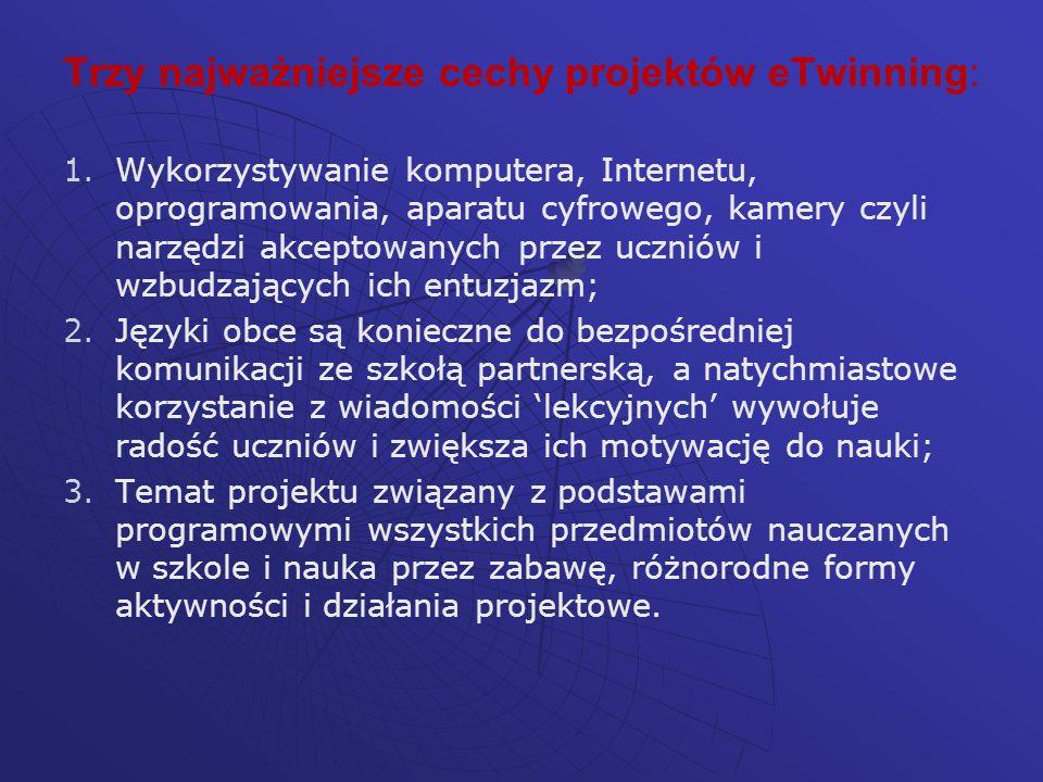 Projekt edukacyjny BE MY M8 umożliwia nam współpracę ze szkołami europejskimi za pośrednictwem mediów elektronicznych.